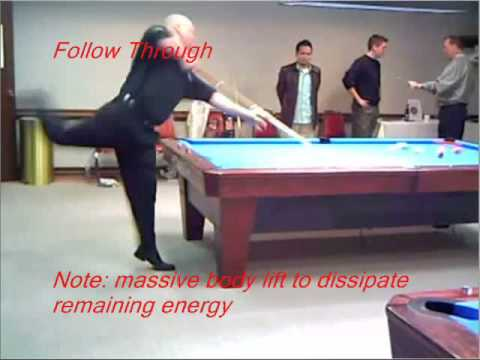 Analysis of Larry Nevel's Break Technique
