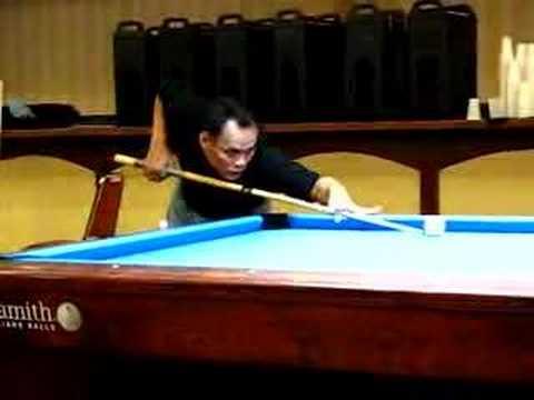 Francisco Bustamante's Break (2007 DCC)