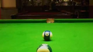 snooker tips # side does not transfer to object ball