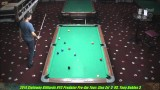 Zion Zvi VS  Mike Dechaine Predator Pro -Am Tour at Steinway Billiards 2014