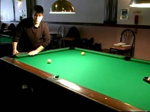 How to Play 8-Ball : The Lag and Who Shoots First in Billiards