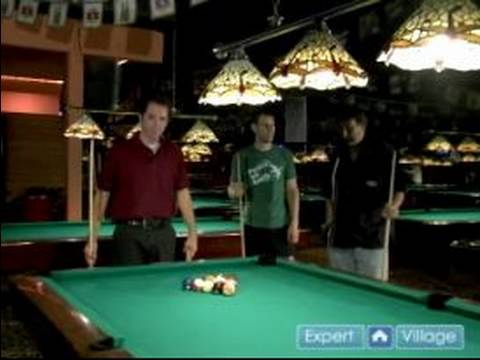 How to Play Pool : How to Play Cutthroat Pool