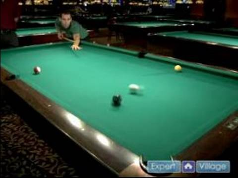 How to Play Pool : How to Win Eight-Ball