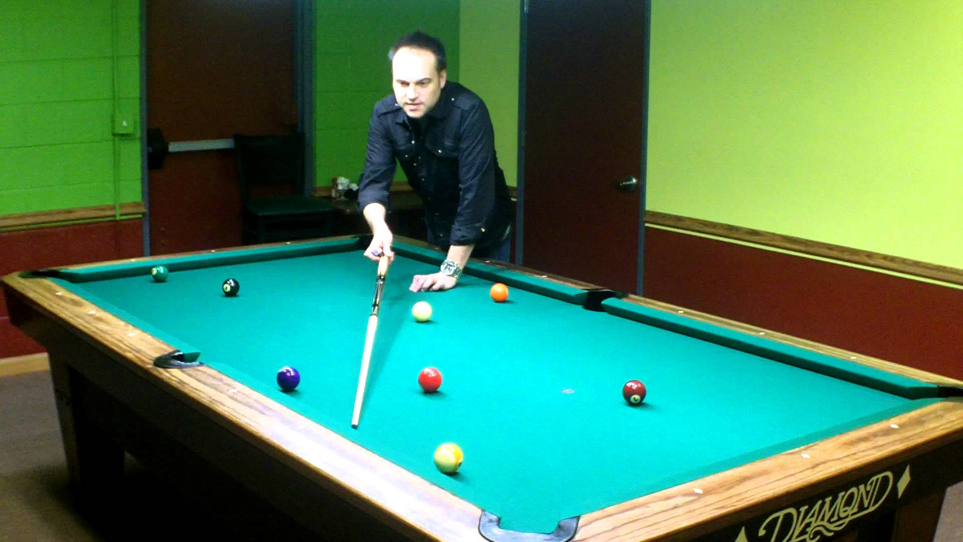 Max Eberle 9-ball Coaching #4