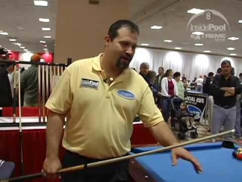 Pool Lessons How to Break Pool Balls