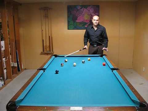 Pro Billiards Games MaxEberle.com How To:  Pro Side of the Pocket