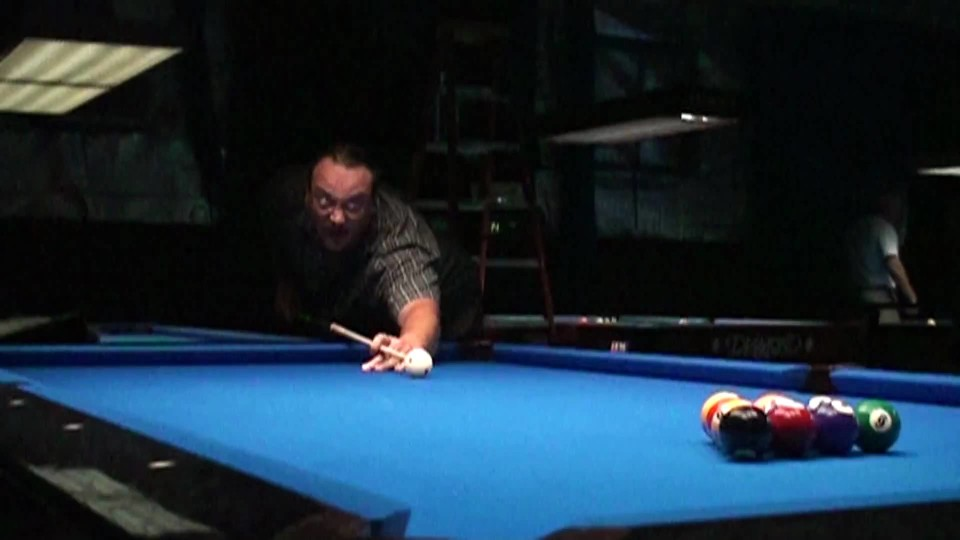 10 Ball Break – Slow motion at the Minneapolis Billiard Club