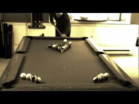 50 Amazing Pool Trick Shots 2011