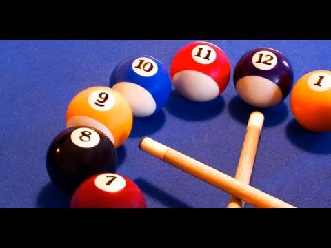 Amazing Pool Trick Masse Shots