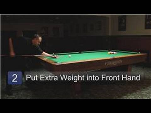 Billiards Lessons : Tips on Breaking in the Game of Pool