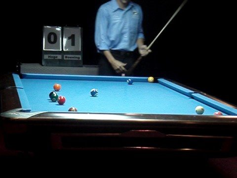 Break Shane Van Boening