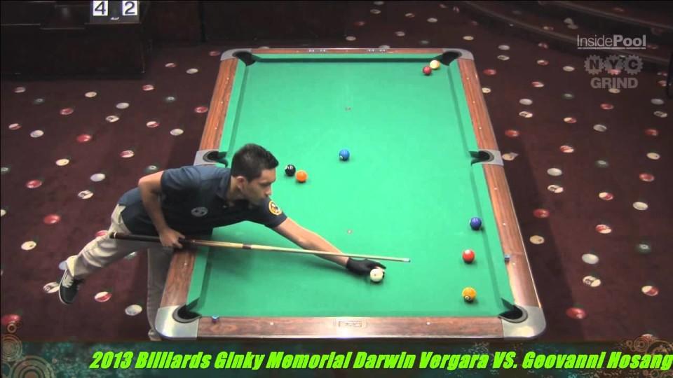 Darwin Vergara v Giovanni Rusang at the 2013 Ginky Memorial