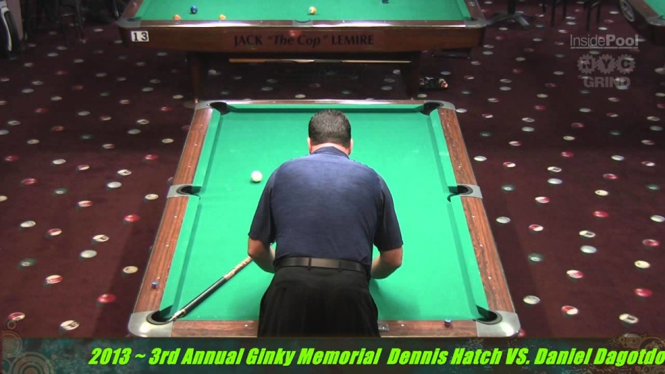 Dennis Hatch VS Daniel Dagotdot – 2013 Ginky Memorial