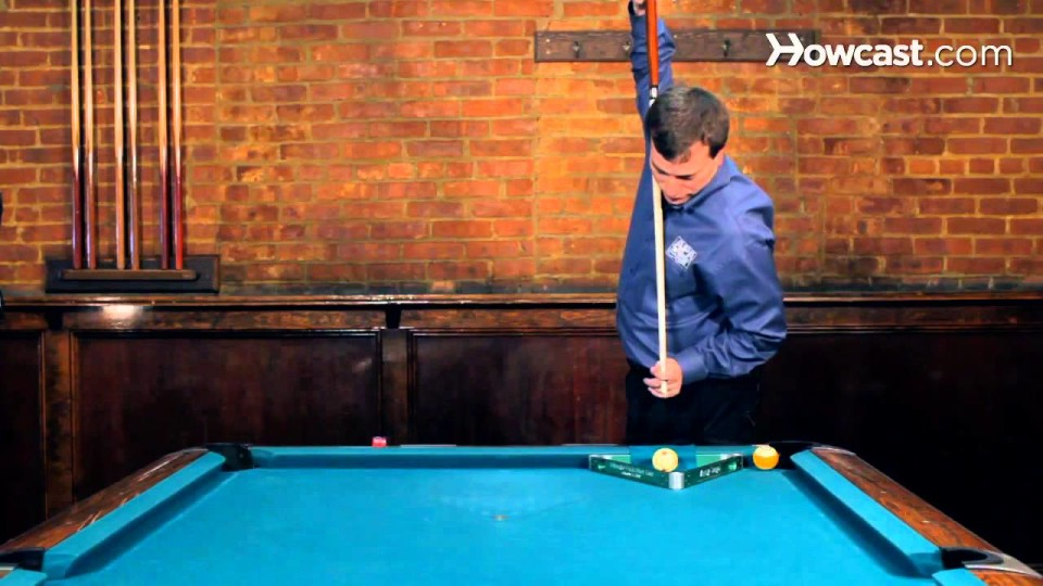 "How to Do the ""Jump Masse"" Shot 