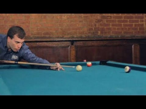 How to Hit & Control a Follow Shot | Pool Trick Shots