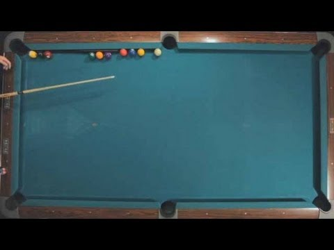 "How to Make the ""9-Ball"" Speed Shot 