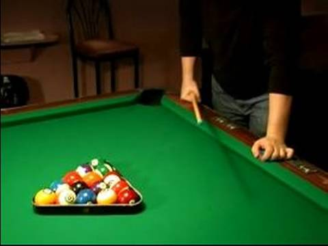How to Play 8-Ball : The Object of Billiards