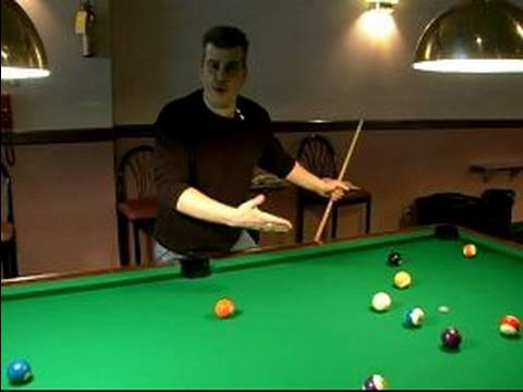 How to Play 8-Ball : The Open Table in Billiards