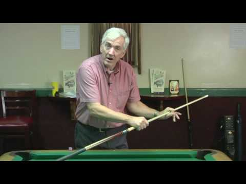 How to Play Billiards : How to Make a Bridge in Pool