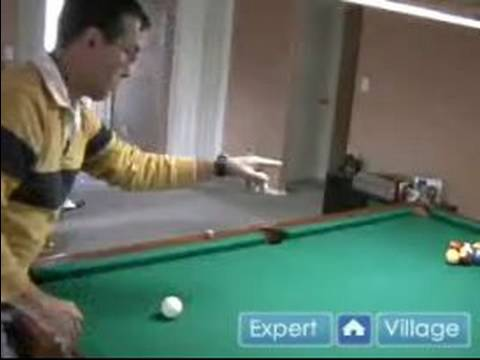 How to Play & Win 9 Ball Pool : How to Break in a Nine Ball Pool Game?