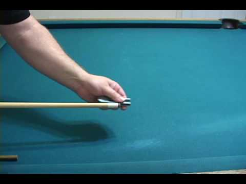 How To Shape A Pool Cue Tip?