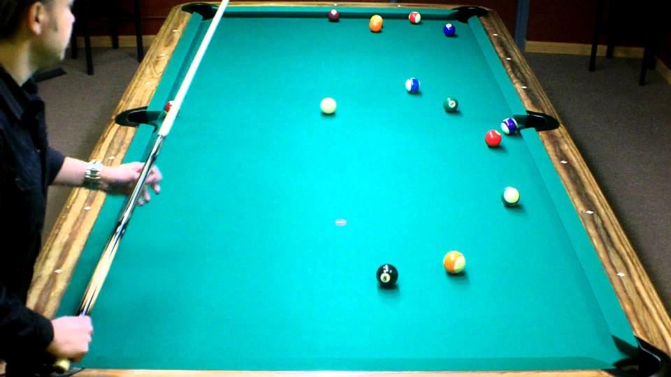 Max Eberle 8-Ball Run Out Lesson #1