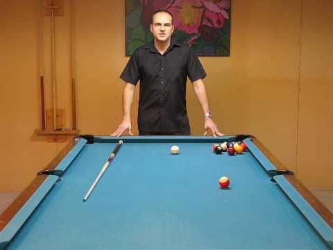 Max Eberle Pro Billiard Pool Lesson DVD Explained MaxEberle.com