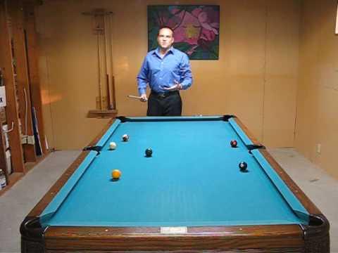 Play Billiards Tournament Pro Billiards Player MaxEberle.com