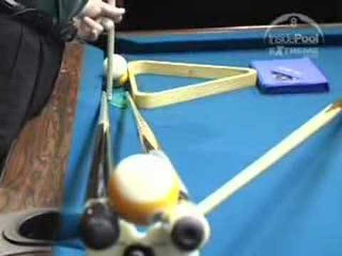 Pool Trick Shot Craziness