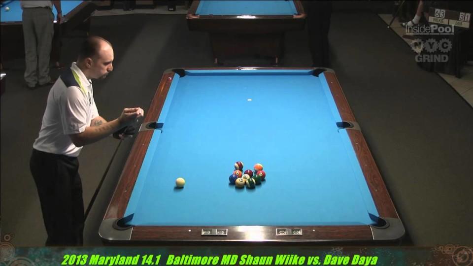 Shaun Wilkie VS Dave Daya Maryland 14.1
