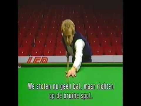 SNOOKER COACHING BY STEVE DAVIS 2