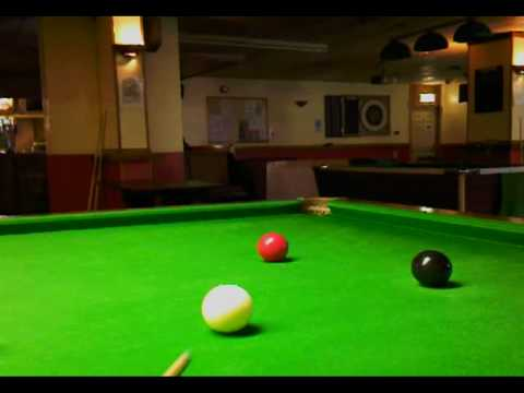 snooker tips #7 how to pot using side