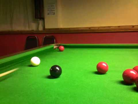 snooker tips # check or run
