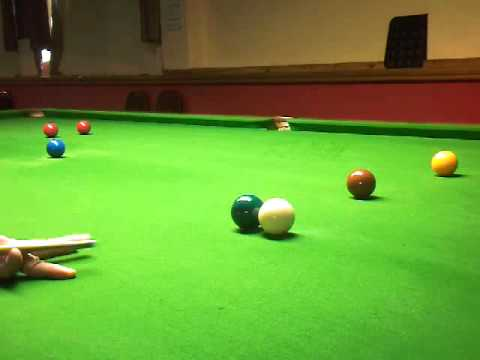 snooker tips # cool 4 cushion escape