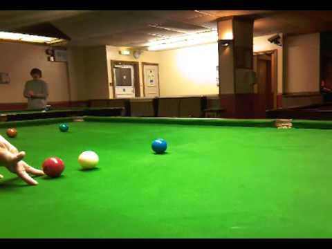 snooker tips # cueing over balls / high bridge
