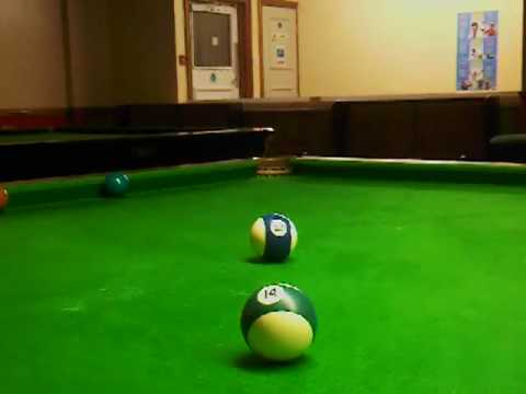 snooker tips # pool balls used to demonstrate side