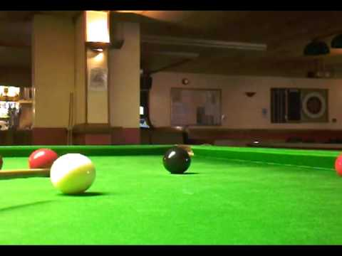 snooker tips #  pot a black from the spot.