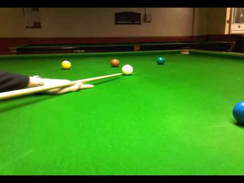 snooker tips #  simple method to screw back