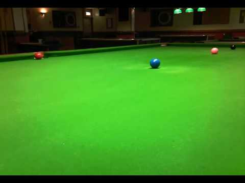 snooker tips_a copy of Jimmy White's banana shot
