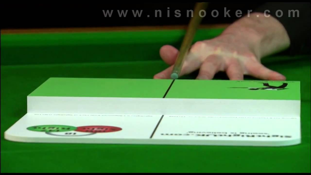 Steve Davis Snooker Tips 2011 Cue Ball Pool Playing Tips