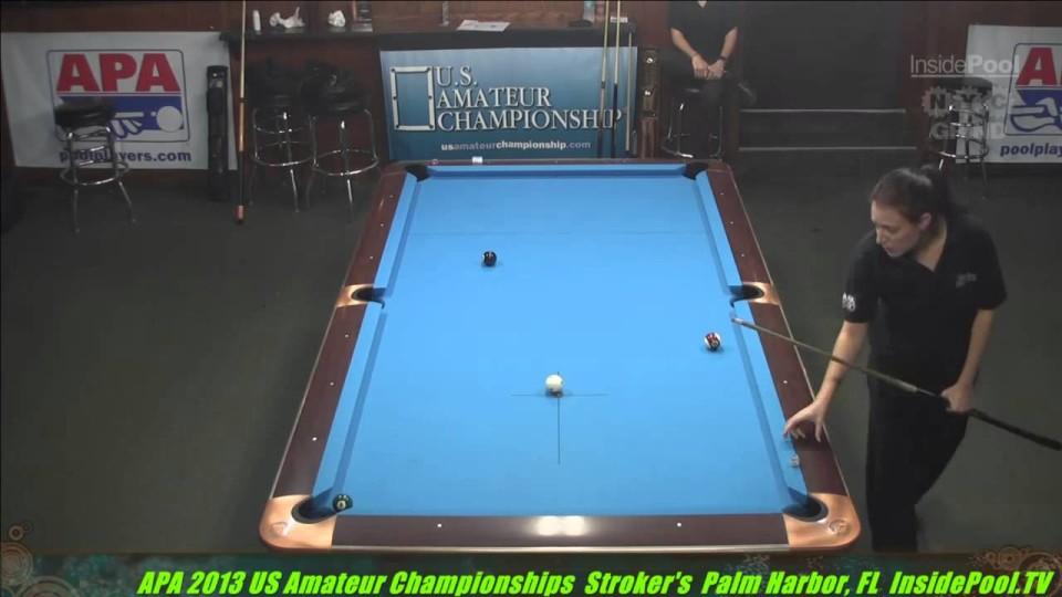 2013 US Amateur Championships Kim Houseman VS  Dana Aft