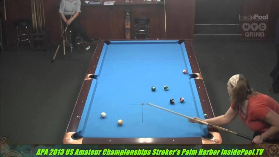 2013 US Amateur Championships Tammy Jones VS  Sherry Orange