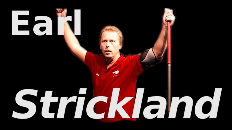 Earl Strickland Trick Shot Tour
