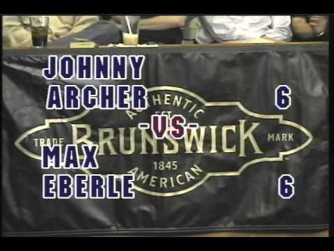 InsidePool Vault WorldPool Max Eberle Vs Johnny Archer First Live Stream in History 2003