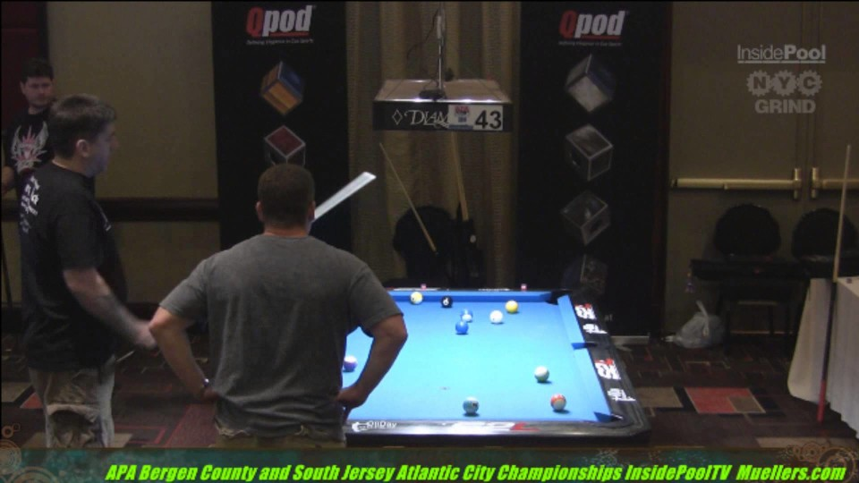 APA War on the Shore Finals 2014 Championships Atlantic City