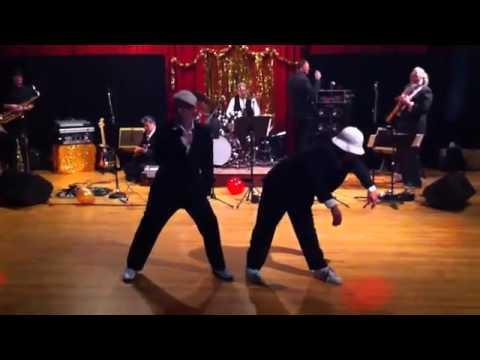 Brad and Brian's Digga Digga Do Hip Hop Charleston routine