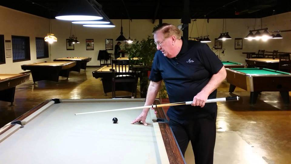 Meucci Intro Lesson 2 Grip Hand Billiard Channel
