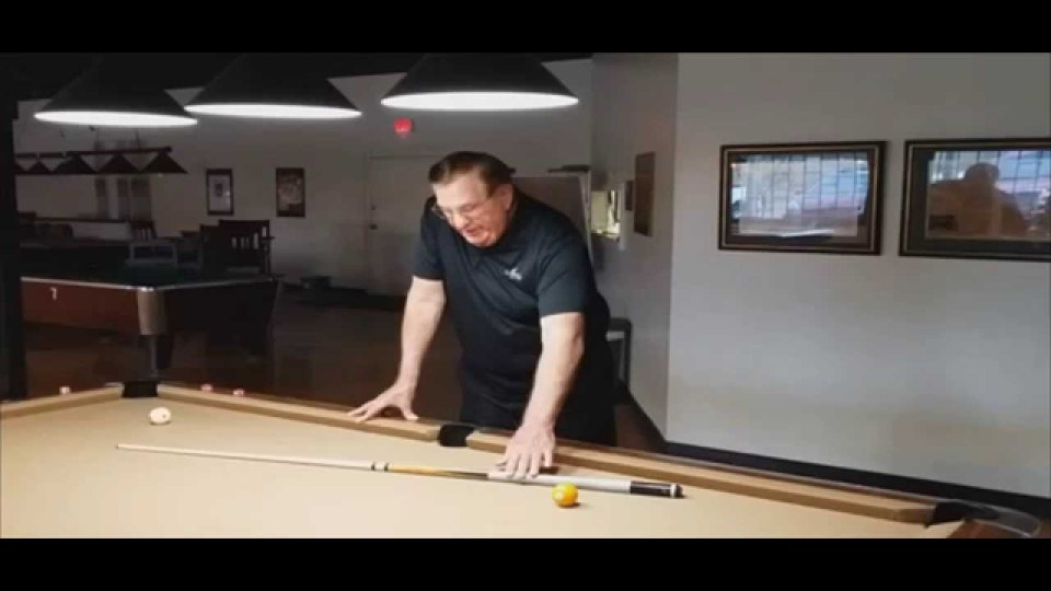 MeucciCues.com The Billiard Channel on Roku Presents:  Lesson of The Week #1