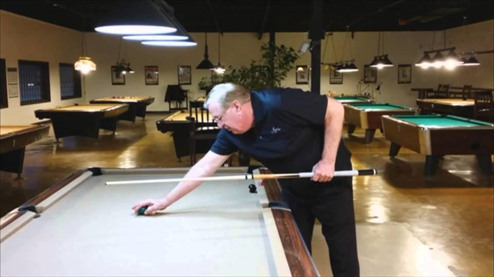 The Billiard Channel on RokuTV- Meucci Cues Lesson #2
