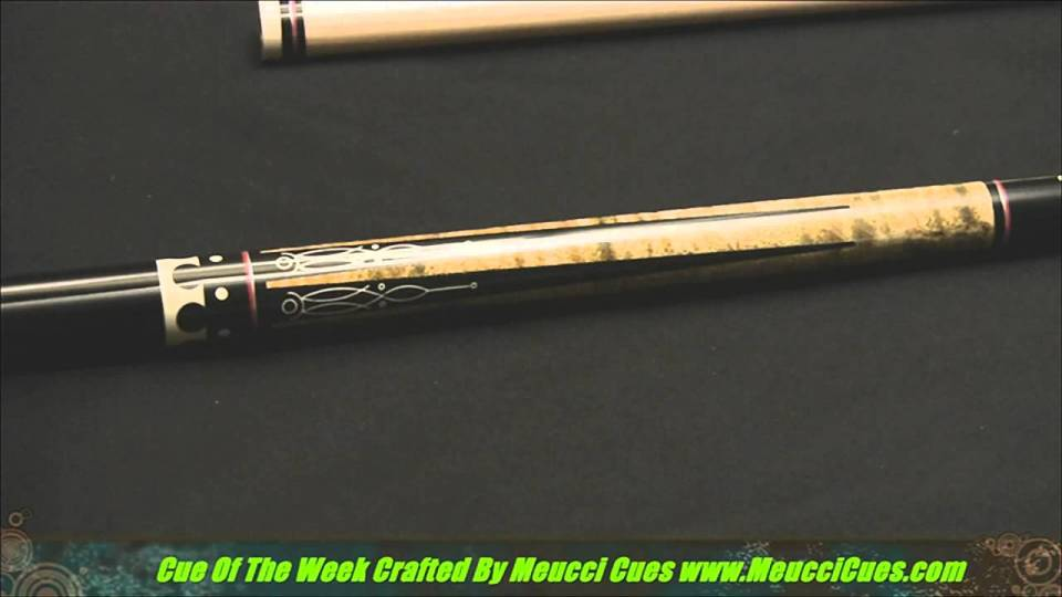 Meucci Cue of the Week 21st Century Cue #1